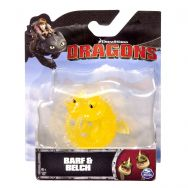Dreamworks Dragons - Mini Dragon Barf & Belch